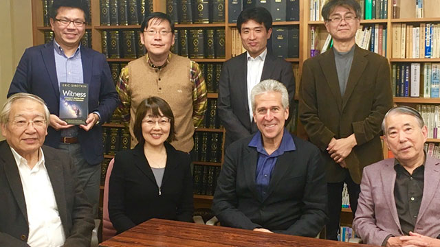 Group of lawyers in Japan